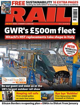 Rail Issue 828