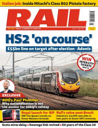Rail Issue 829