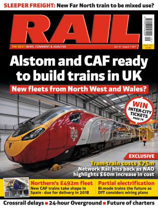 Rail Issue 831