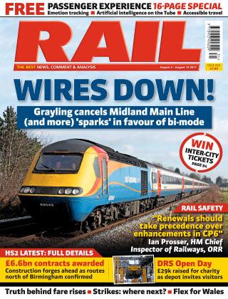 Rail Issue 832