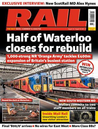 Rail Issue 833