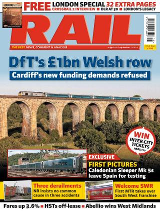 Rail Issue 834