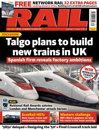 Rail Issue 836
