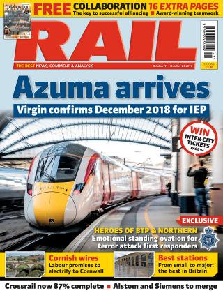 Rail Issue 837