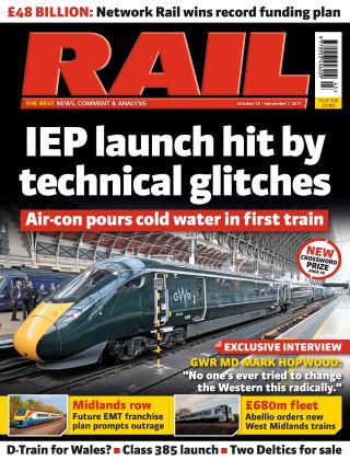 Rail Issue 838