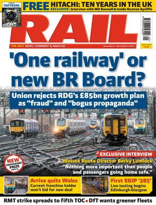 Rail Issue 839