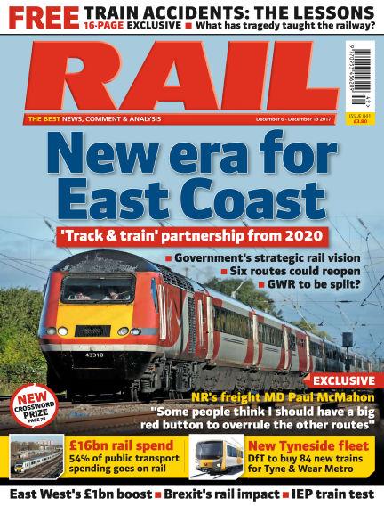 Rail December 06, 2017 00:00