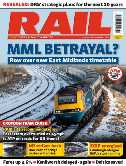 Rail December 20, 2017 00:00