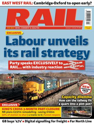 Rail Issue 843
