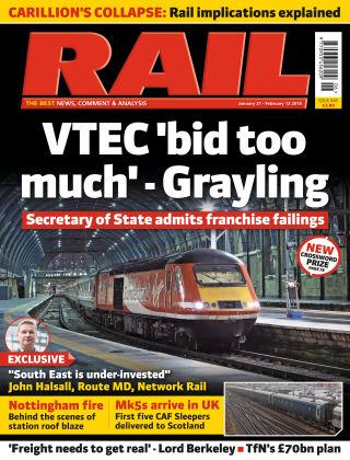 Rail Issue 845