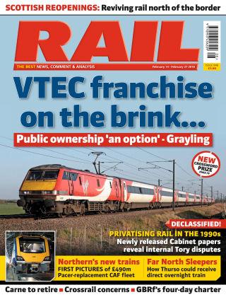 Rail Issue 846