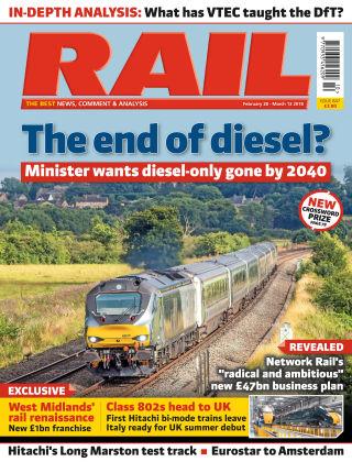 Rail Issue 847
