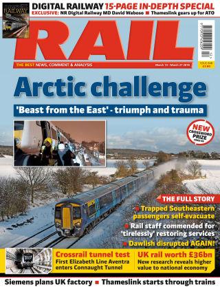 Rail Issue 848