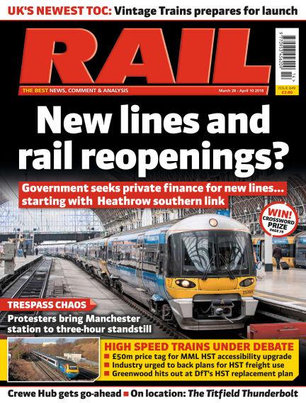 Rail March 24, 2018 00:00