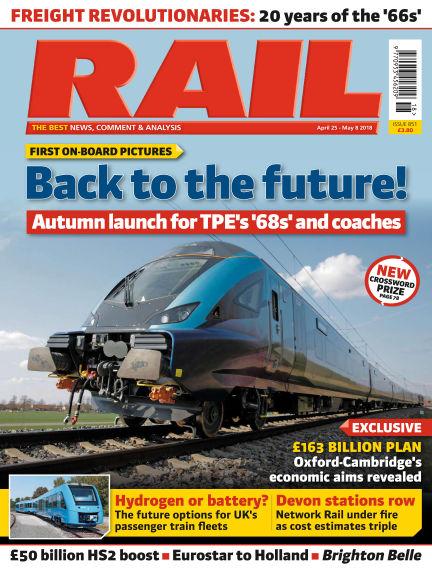Rail April 21, 2018 00:00