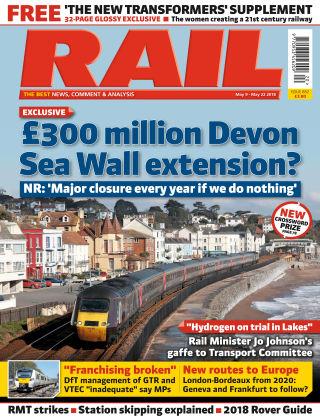 Rail Issue 852