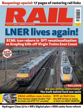 Rail Issue 853