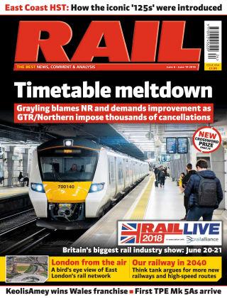 Rail Issue 854