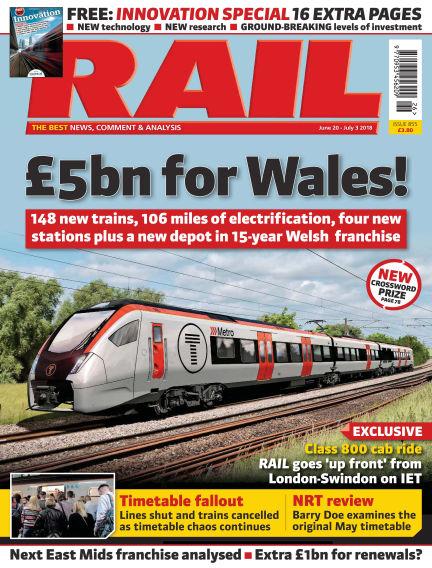 Rail June 16, 2018 00:00