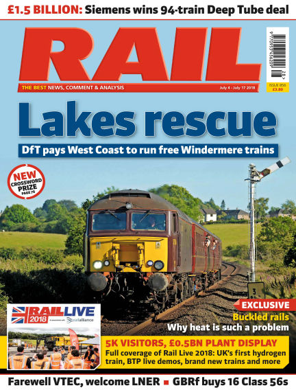 Rail June 30, 2018 00:00