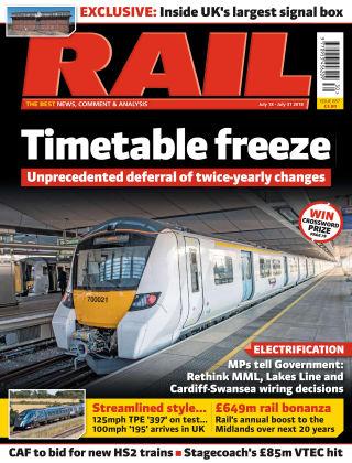Rail Issue 857