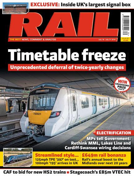 Rail July 14, 2018 00:00
