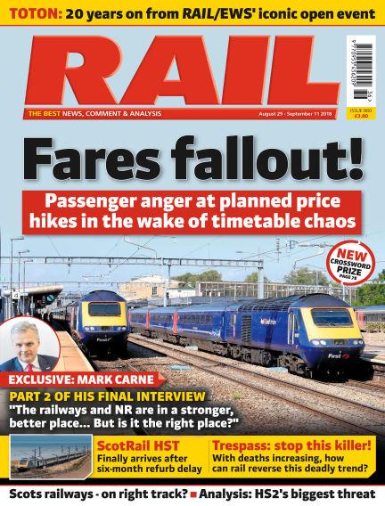 Rail August 25, 2018 00:00