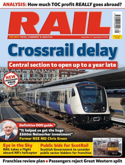 Rail September 08, 2018 00:00