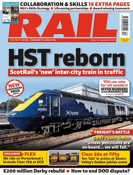 Rail October 20, 2018 00:00