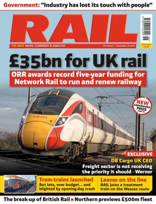 Rail Issue 865