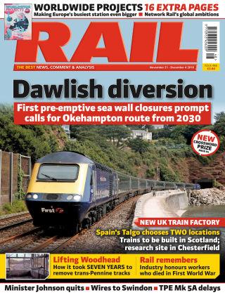 Rail Issue 866