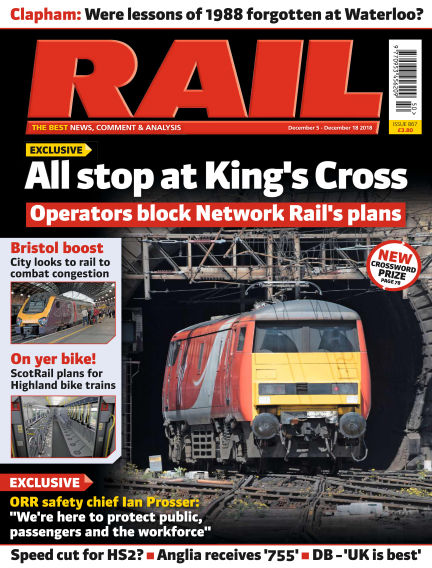 Rail December 01, 2018 00:00