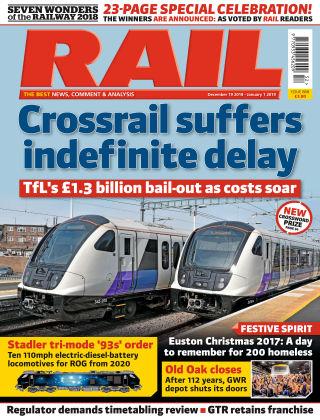 Rail Issue 868