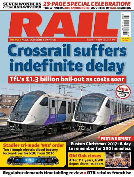 Rail December 15, 2018 00:00