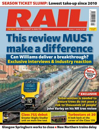 Rail Issue 869