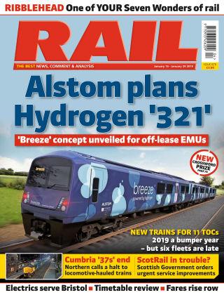 Rail Issue 870