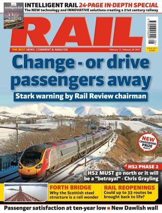 Rail Issue 872