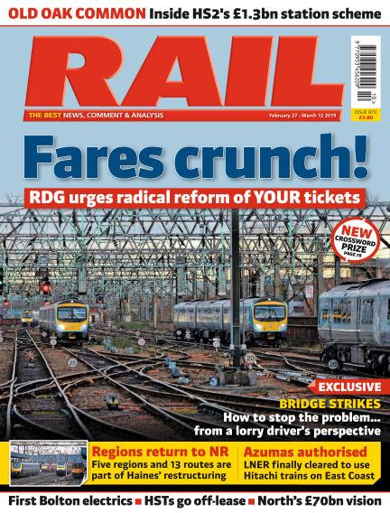 Rail February 23, 2019 00:00
