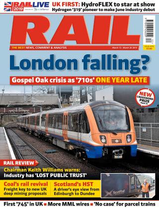 Rail Issue 874