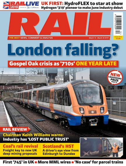 Rail March 09, 2019 00:00