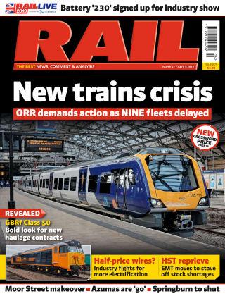 Rail Issue 875