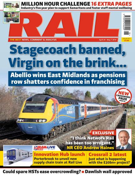 Rail April 20, 2019 00:00