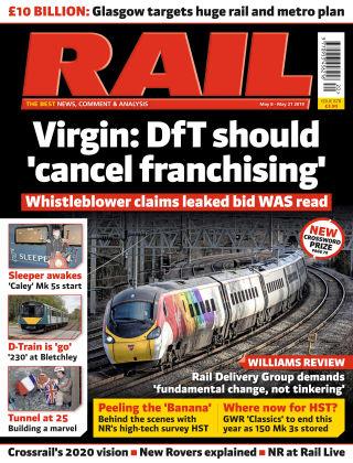Rail Issue 878