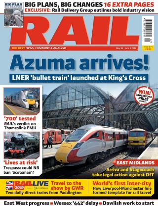 Rail Issue 879