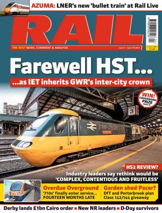 Rail Issue 880