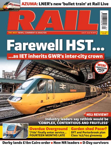 Rail June 01, 2019 00:00