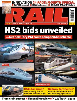 Rail Issue 881