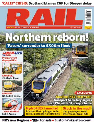 Rail Issue 882