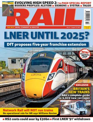 Rail Issue 884