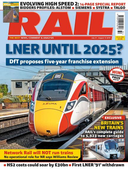 Rail July 27, 2019 00:00